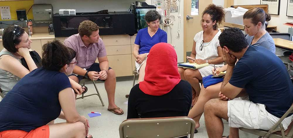 From Faculty Formation to Student Engagement: Reflections on Serial Testimony